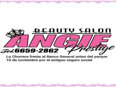 ANGIE PRESTIGE BEAUTY SALON